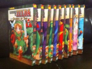 Zelda books for sale