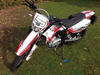 Sach sfm zx 125 Enduro on or off road £1050.oo