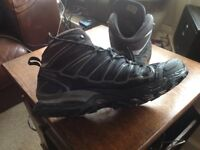 Mens Salomon GTX ultra hiking boots