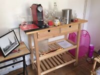 IKEA Forhoja kitchen trolley / table, can deliver
