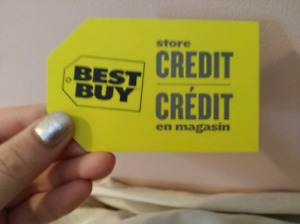 Best buy 1500 dollars credit for sale