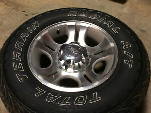 235 75 r15 tires from ford ranger