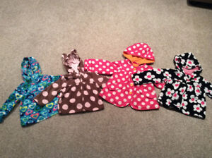 Baby Girl Sweaters/Jackets