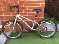 """Opollo XC20 Kids Bike - 20"""" Used bike"""