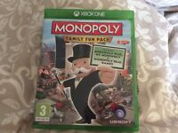 Xbox One Game Monopoly