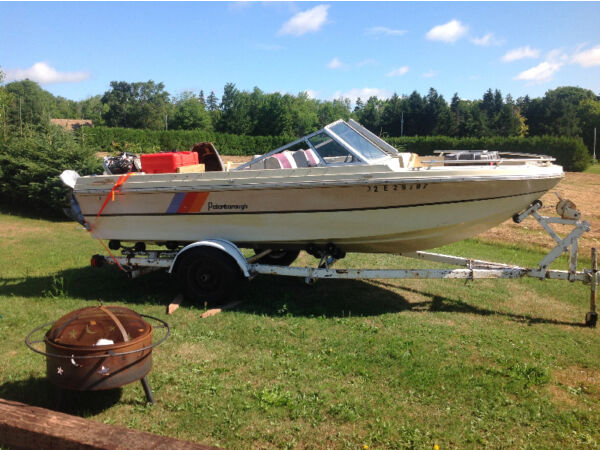 Used 1983 Peterborough/Alcan Bow Rider