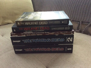 The Walking Dead Collection - Novels and Graphic Novels