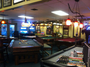 Over 100 pool tables in stock in all price points!!