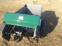 BRAND NEW MANURE SPREADERS FOR SMALL FARMS
