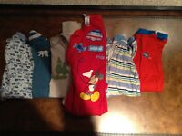 Boys cotton PJ's