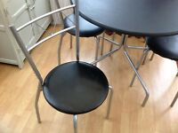 Set of 4 Oslo Dining Chairs