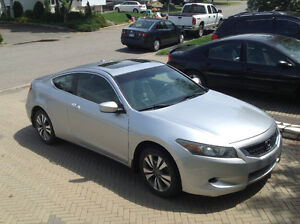 2008 Honda accord EX-L Coupé (2 portes)