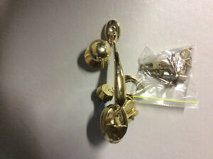 Schlage exterior door lockset