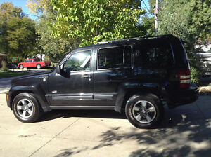 2008 Jeep Liberty - 1 owner