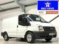 FORD TRANSIT 2.2TDCi 100PS EU5 T300 SWB AIR CON RACKING PARKING SENSORS
