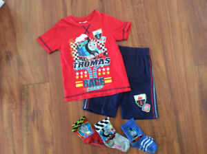 3T Thomas & Friends clothing