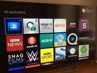 "Sony Bravia smart TV 42"" SOLD"