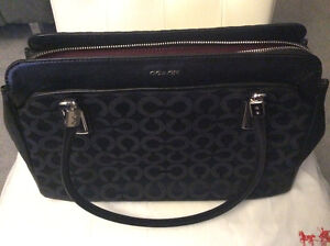 Coach handbag and matching wallet Cambridge Kitchener Area image 5