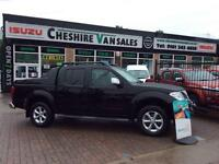 2015 65 NISSAN NAVARA 2.5 DCI TEKNA 4X4 188 BHP SAT NAV AIR CRUISE LEATHER DIESE