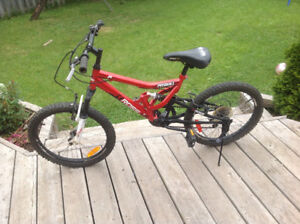 "20"" Ross Mountain Bike"