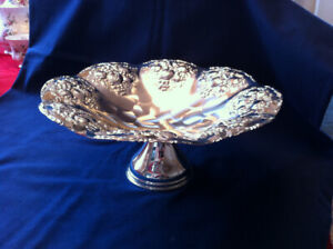 Silver Plated Anniversary Bowl