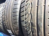 Tyres from £15 fitted @ Touch Stone Tyre Wholesale - Retail . part worn used Seccond hand tires