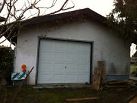 Shop/Garage for sale