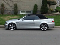 2003 BMW 3-Series CONVERTIBLE Convertible