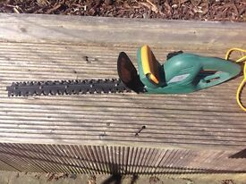 Electric Hedge Clippers