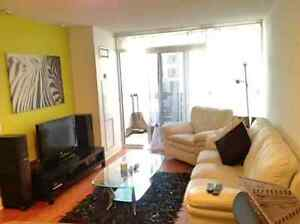 Furnished Condo for Rent ★ Move-in October ★ Yonge & Finch