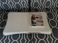 Wii Board with Shaun White Snowboarding