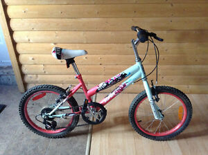 "Selling a 16"" Girl's Fly Girl Super Cycle"