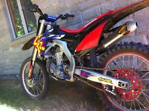 2013 HONDA CRF 450
