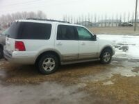 2005 Ford Expedition Eddie Bauer SUV, Crossover,leather ,7 pass