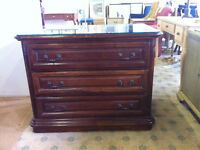COMMODES - DRESSERS