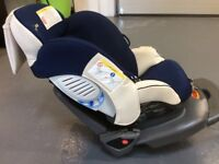 Top of the range Aprica Car baby seat