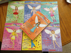 MAGIC FAIRY RAINBOW BOOK SETS COLLECTION LOT