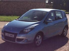 2010 '60' Renault Scenic 1.5dCi ( 110bhp ) Dynamique Tom Tom Automatic