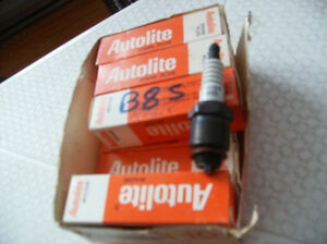AUTOLITE A901 RACING SPARKPLUGS