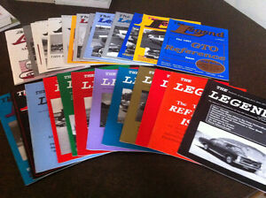 The Legend GTO Magazines