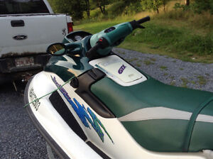 1997 gtx 800 seadoo 3 seater with reverse