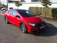 Honda Civic 1.6i-DTEC 2014MY SR