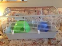 Living World Duluxe rabbit cage size large