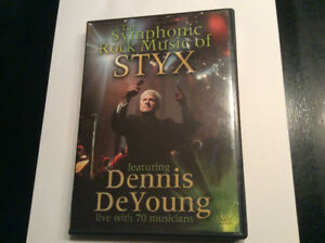 The symphonic Rockmusic of Styx,featuring Dennis Deyoung