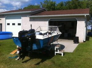 great fishing boat ready to go! Edmonton Edmonton Area image 7