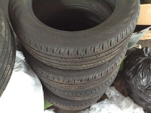 205/55/16 all season tires for sale - almost new