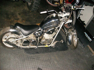 Kids motorbike for sale chopper style