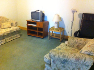 1 BD Basement, Includes all Utilities, Laundry & Wi - Fi Net