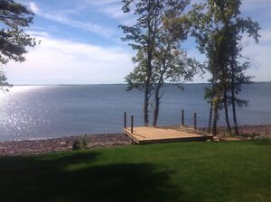 YOUR WATERFRONT SUMMER PLACE AWAITS YOU, FINANCING AVAILABLE!