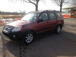 HONDA CRV 4WD  NEW MVI, MINT, MINT, MINT SEE PICTURES BELOW